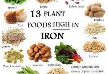 plantfoodshighiniron